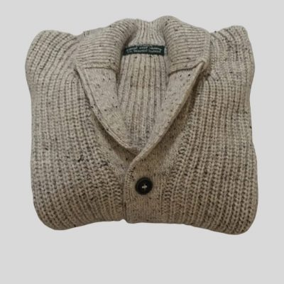 Luxury merino cardigan
