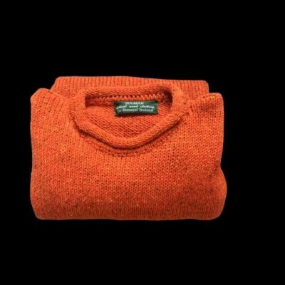 Safety Orange Bogboyfriend Sweater