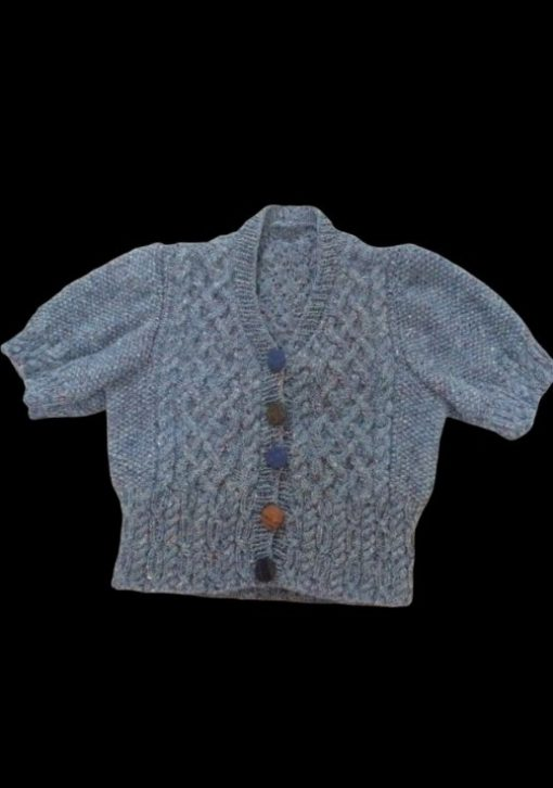 Luxury vintage knitwear