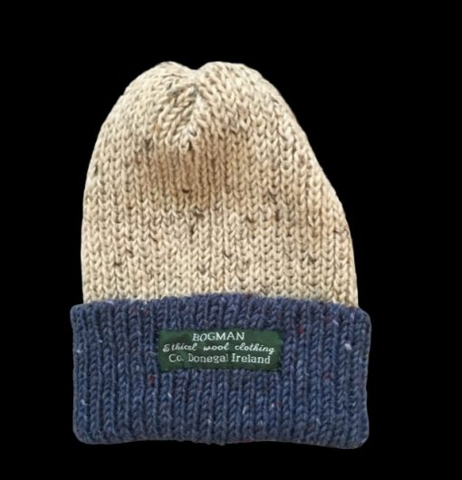 Ethical and Sustainable Bogman Beanie
