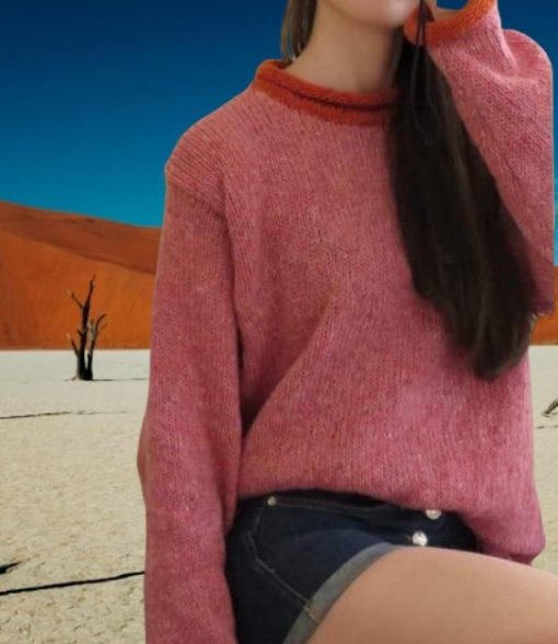 ethical and sustainable Bog Boyfriend sweater