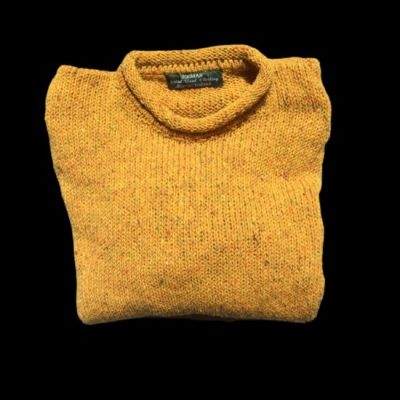 Bogbofriend Sweater Mustard
