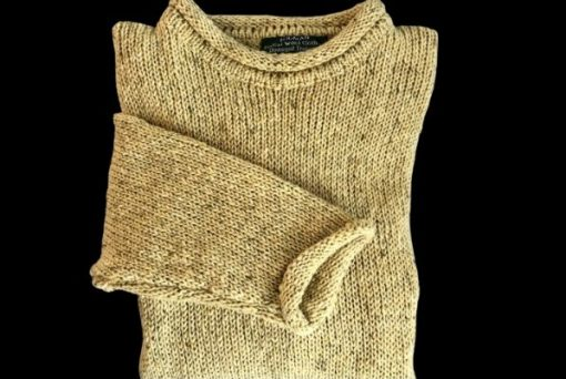 Lemony Rollneck Sweater