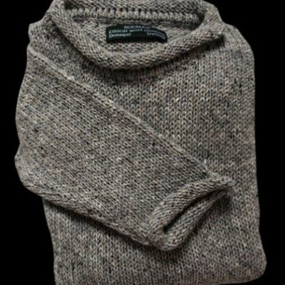 Irish knitwear from bogman beanie